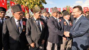 Aksoy'dan Gaziler Günü Mesajı