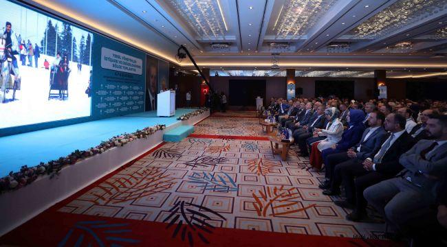Başkan Büyükakın, İstişare ve değerlendirme toplantısına katıldı