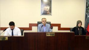 Mecliste kararları oy birliği ile alındı
