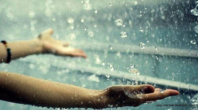 Yağmurla sakın temas etmeyin