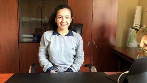 Dr.Hakan Höbek'in Doktor Kızı Göreve Başladı