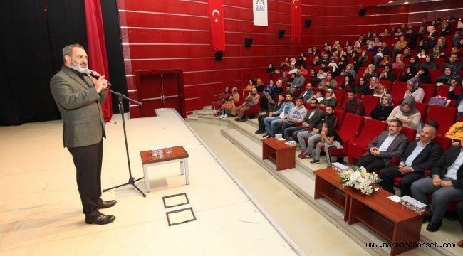 Dursun Ali Erzincanlı Gebze'lilere seslendi