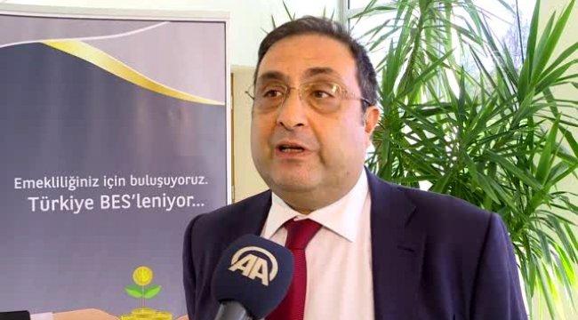 'Emekliliğiniz İçin Buluşuyoruz, Türkiye BES'leniyor' projesi