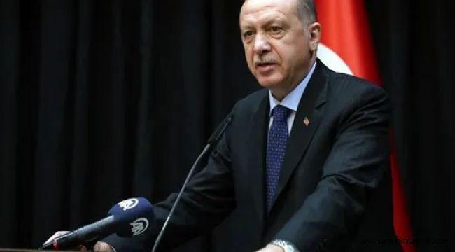 Erdoğan açıkladı! Şimdiye kadar...