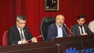 Gebze'de Ekim Meclisi ilk oturumu gerçekleşti