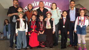 Gebzeli minikler Türkiye ikincisi oldu