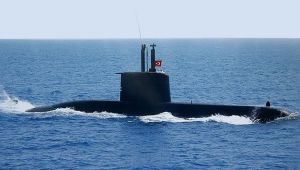 Kocaeli'de yapılıyor… Türkiye'nin milli denizaltı projesi resmen başladı!
