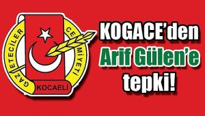 KOGACE'den Arif Gülen'e tepki!