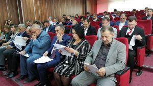 KTO'da Ekim Ayı meclis Toplantısı Yapıldı