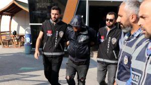 Polisi yaralayan 2 hırsız tutuklandı