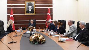 Vali Aksoy, vatandaşla buluşmalarına devam ediyor