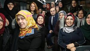AK Parti Darıca Ankara'da