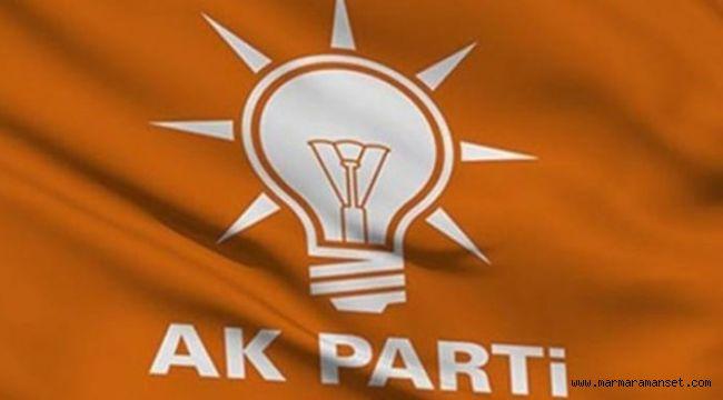 AK Parti'de İlk Aday Belli Oldu
