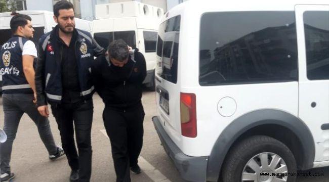 Akaryakıt hırsızlığı şüphelisi 2 kişi tutuklandı