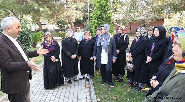 Büyükgöz'den köylere çıkarma