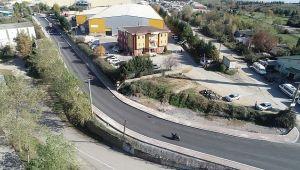 Büyükşehir, Gebze'deki o sokağı asfaltladı