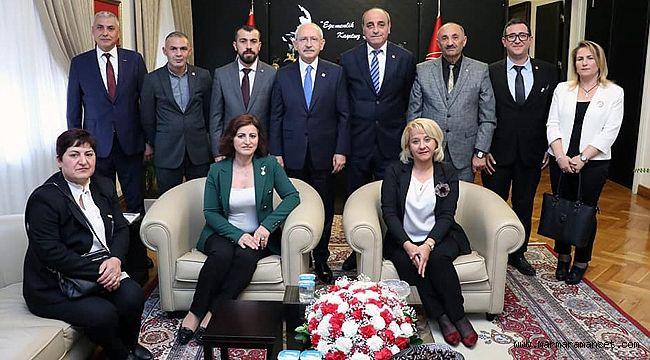 CHP Gebze Kılıçdaroğlu'na gitti