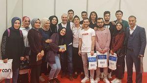 Darıca Belediyesi gençleri TÜYAP'a götürdü