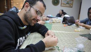 Darıca'da Engellilere Yönelik Takı Tasarım Kursları Başladı