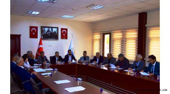 Dilovası'nda Kasım ayı meclisi gerçekleşti