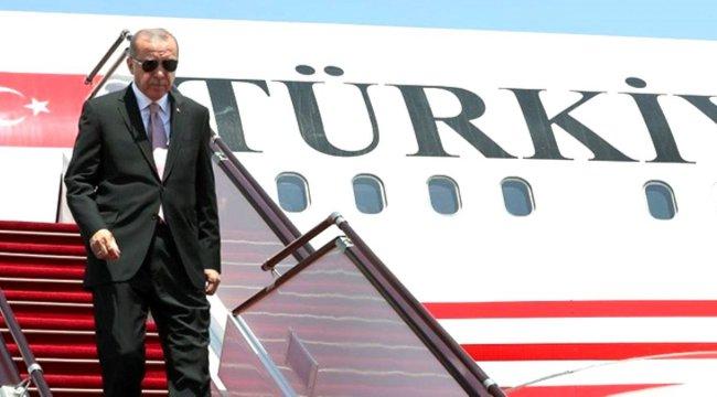 Cumhurbaşkanı Erdoğan'ın 2019 mesaisi yoğun geçti!