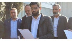 Dilovası'nda siyasi partiler ayaklandı