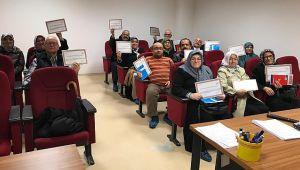 Diyabet Okulu mezun vermeye devam ediyor