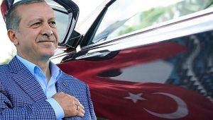 Erdoğan, yerli oto için geliyor