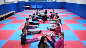 Kocaeli'de 12 bin çocuk jimnastik eğitimi alacak