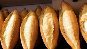 O ilçede de ekmek artık 1 TL