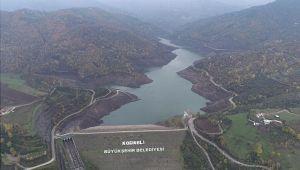 Yuvacık Barajı dolmuyor! Su seviyemiz yüzde 17
