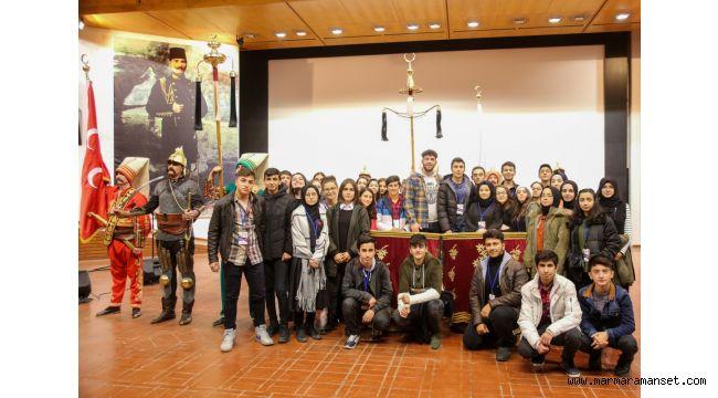 41 Genç Müze Gezisi devam ediyor
