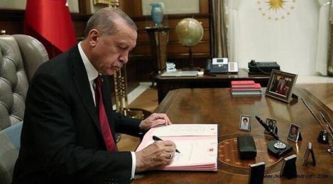 Başkan Erdoğan'dan jet hamle! İmzayı attı