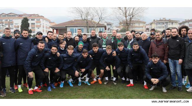 """""""Bu takım ve bu kent, Süper Lig'e yakışır"""""""