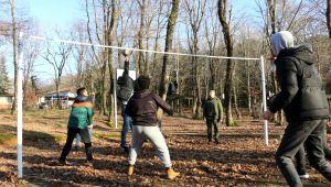 Gençlerden unutamayacakları kamp deneyimi