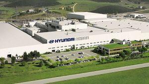 Hyundai'de üretim durdu!