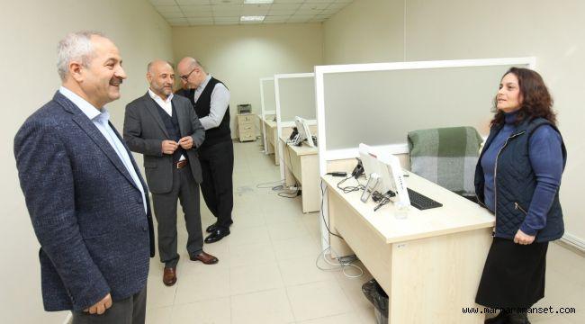 Gebze'de İletişim Merkezi Hizmete Girdi