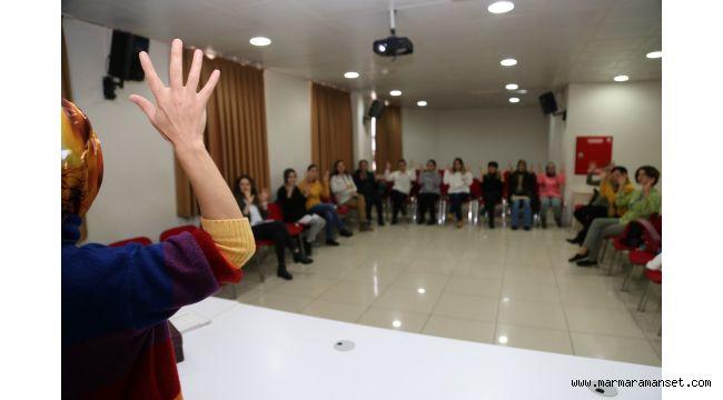 KO-MEK'ten İşaret Dili eğitiminde önemli hamle