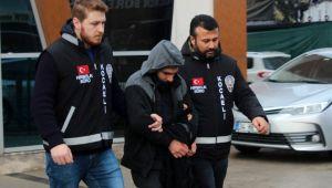 Market kasasından 87 bin lira çalan şüpheli yakalandı