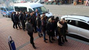 PKK/KCK şüphelileri adliyede