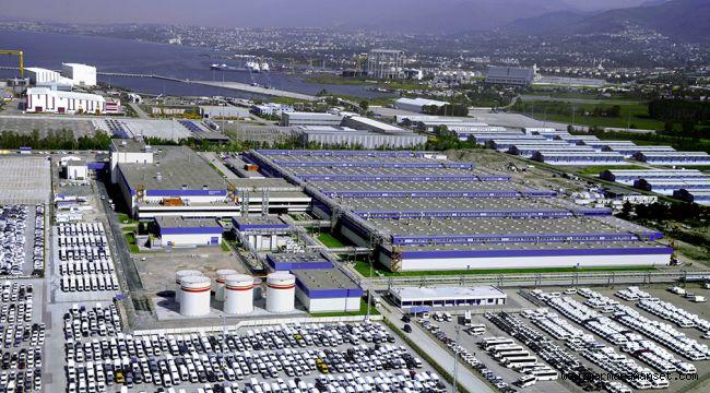 Dev fabrika üretime ara veriyor!