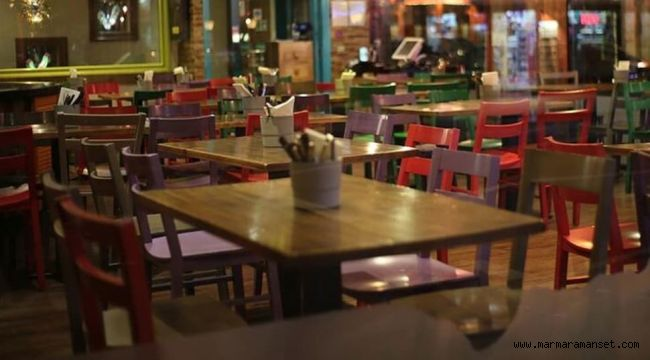 Restoranlarda yeni dönem başlıyor