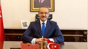 Vali Yavuz'dan teşekkür mektubu