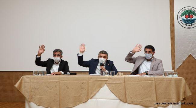 Dilovası Belediyesi Ağustos ayı meclis toplantısı gerçekleşti