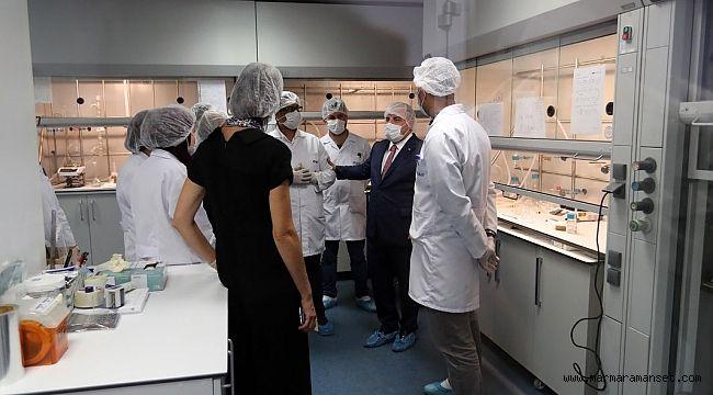 Bakan Varank'tan Dilovasındaki fabrikaya çok önemli ziyaret