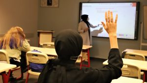 2020 yılında Akademi Liseler gençlerin uğrak yeri oldu