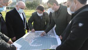 Darıca'da projeler hız kesmiyor!