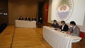 Dilovası'nda yılın ilk meclis toplantısı gerçekleşti