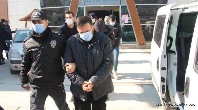 Hayali konteynır çetesinde 7 kişi tutuklandı