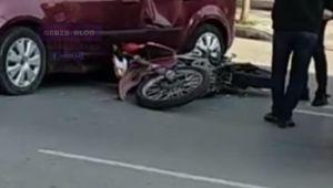 Gebze'de motosiklet kazası! 1 ölü
